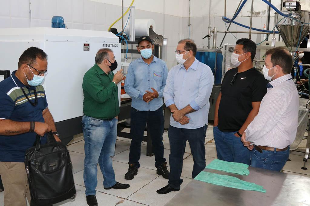 Sebrae apoia indústria de sucos em Porto Velho fomentando negócios - Gente de Opinião