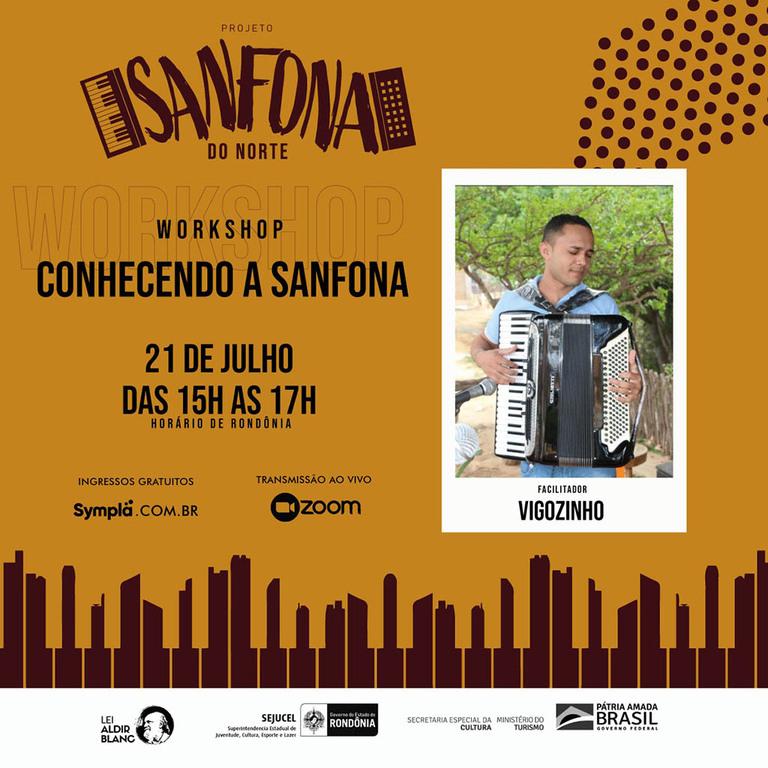 """Projeto Caixa Mágica oferece workshop """"Conhecendo a Sanfona"""" - Gente de Opinião"""