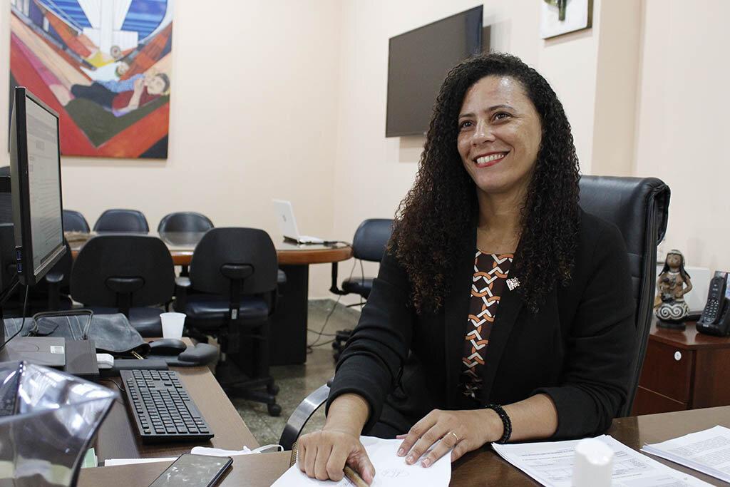 Reitora da UNIR, Marcele Pereira - Gente de Opinião