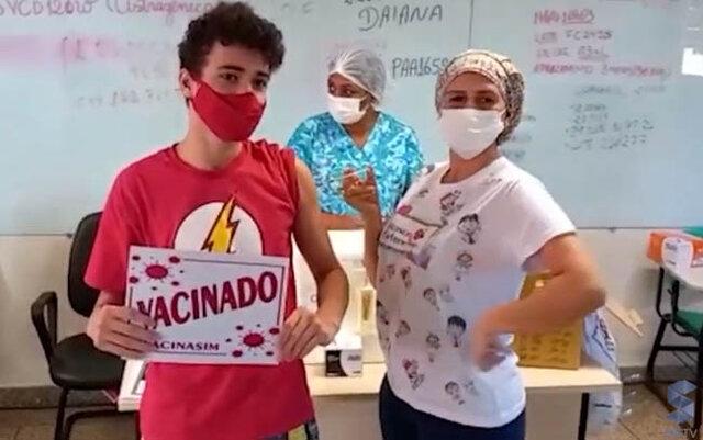 Guajará-Mirim já vacina adolescentes a partir de 16 anos - Gente de Opinião