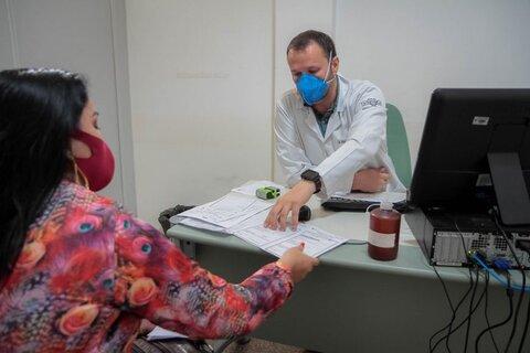 Atualização cadastral na UBS é pré-requisito para a consulta na Policlínica Oswaldo Cruz