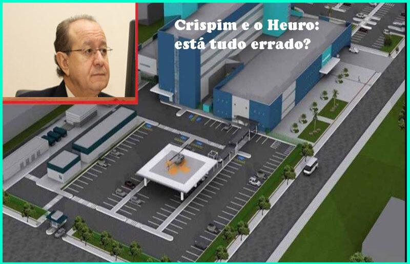 hospital do HEURO  pode não sair do papel