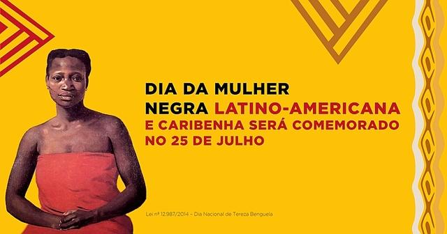 """Lenha na Fogueira com o """"Dia Municipal da Mulher Negra Latino-Americana e Caribenha"""" e o novo Clipe da Banda Beradelia - Gente de Opinião"""