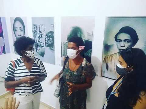 Exposição de fotos, feira da mulher empreendedora e apresentação de músicos neste final de semana no Mercado Cultural