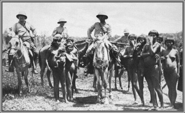 Roosevelt e Rondon e os Nambiquara - Gente de Opinião