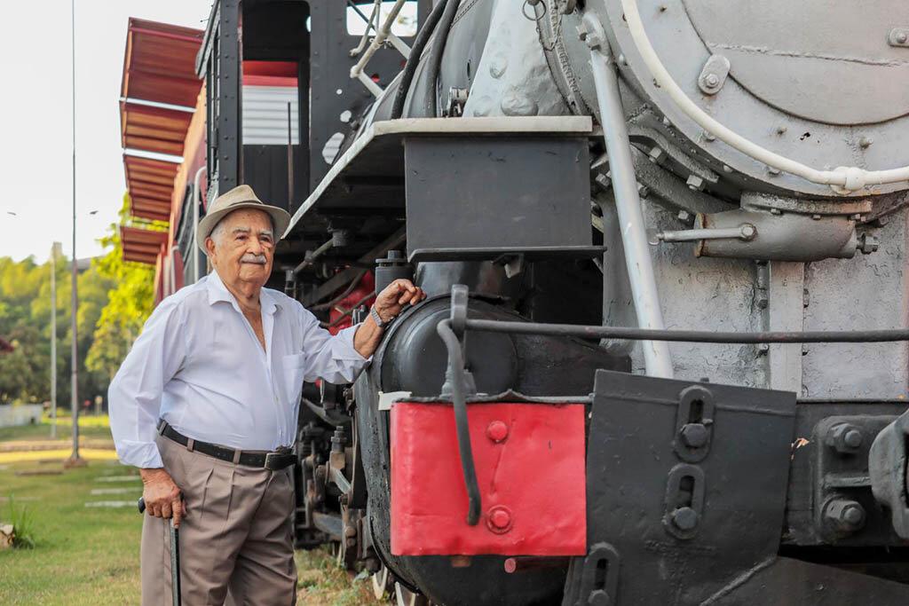 Aos 104 anos, Armando é uma alegre testemunha da história de Porto Velho - Gente de Opinião