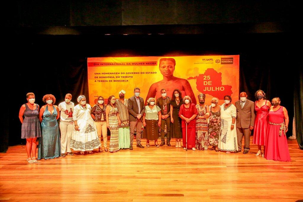 """No total 15 mulheres negras receberam a comenda """"Tereza de Benguela"""" em homenagem ao Dia da Mulher Negra - Gente de Opinião"""