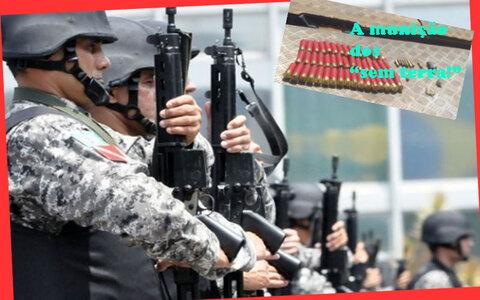 Força Nacional em Rondônia + Bagattoli e os outdoors pró Bolsonaro + Mulheres são assassinadas +Viva a Fadinha