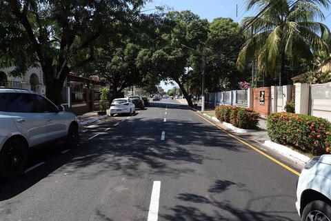 Prefeitura de Porto Velho planeja entregar mais de 80 quilômetros de vias pavimentadas neste ano