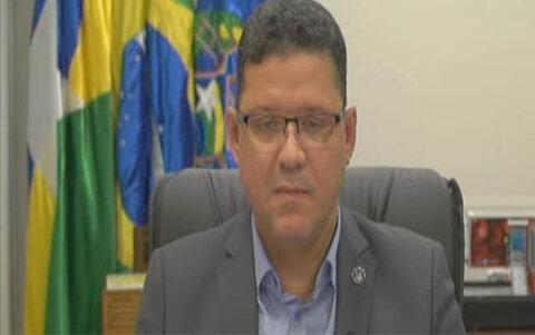 Governador Marcos Rocha, no SIC NEWS, fala do seu governo e dá a entender que vai à reeleição