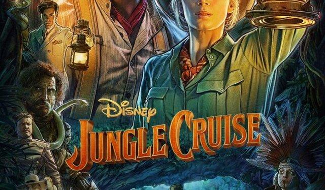 """Lenha na Fogueira e o filme. """"Jungle Cruise"""" e com a revitalização do Teatro Banzeiros - Gente de Opinião"""