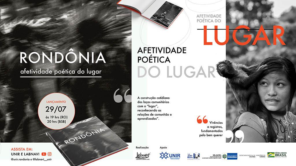 """""""Lugar de Afeto"""": professor da unir lança livro fotográfico de Rondônia - Gente de Opinião"""