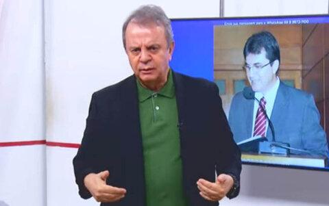Everton Leoni diz que MP de Contas não tem nenhuma ação para barrar Heuro
