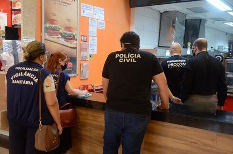 """Operação """"Dia dos Pais"""" é realizada em Porto Velho para garantir direitos do consumidor"""