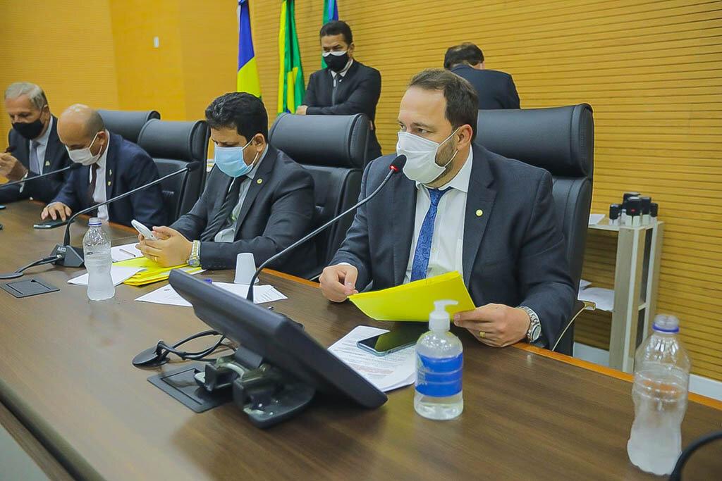Assembleia Legislativa vai empossar Ribamar Araújo na sessão ordinária da próxima terça-feira - Gente de Opinião