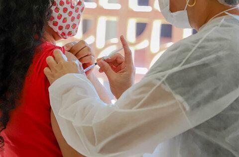 Pessoas a partir de 26 anos já podem se vacinar contra a Covid-19 em Porto Velho