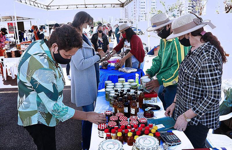 Trabalho e produção de Agroindústrias Familiares são fortalecidos na 5ª Exposição da Feira no Palácio Rio Madeira
