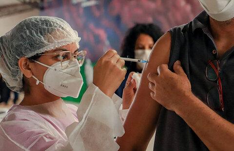 Imunização contra a Covid-19 chega a 60% da população vacinável de Porto Velho
