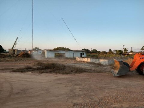 Obra de saneamento básico em União Bandeirantes, parada desde 2018, é reiniciada após ação do Governo de Rondônia