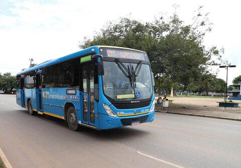 Tarifa de R$ 1 do transporte público de Porto Velho segue até 9 de agosto
