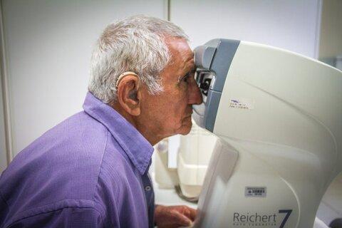"""Projeto """"Enxergar"""" vai atender mais de mil pacientes que estão na fila de espera por cirurgia oftalmológica, em Cacoal"""