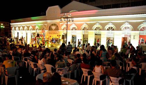 Lenha na Fogueira e a balada musical no Mercado Cultural e o 46º Concurso de Redação