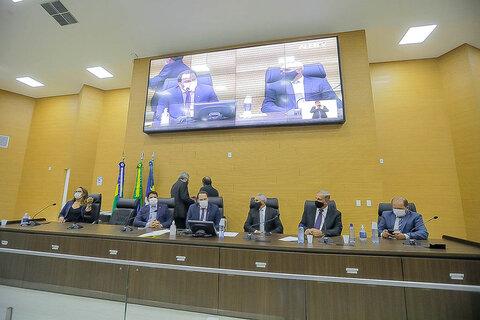 Assembleia Legislativa retoma sessões para o segundo semestre de 2021