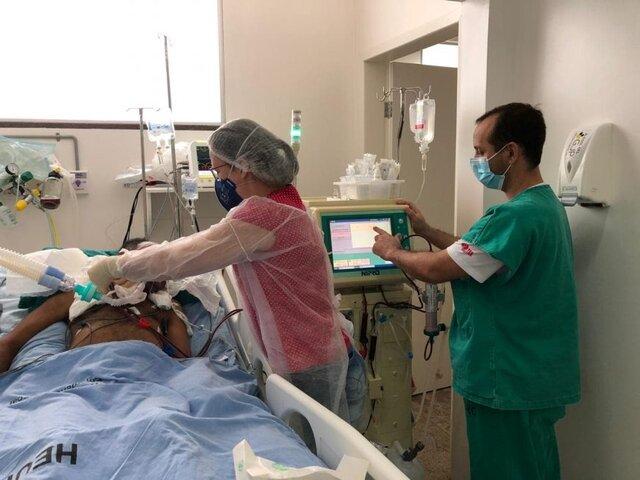 Neste ano, o Governo de Rondônia implantou o serviço de diálise no Hospital de Urgência e Emergência Regional de Cacoal (Heuro) - Gente de Opinião