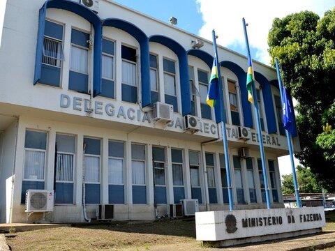 DRF Porto Velho faz doação de medicamentos veterinários à SEAGRI