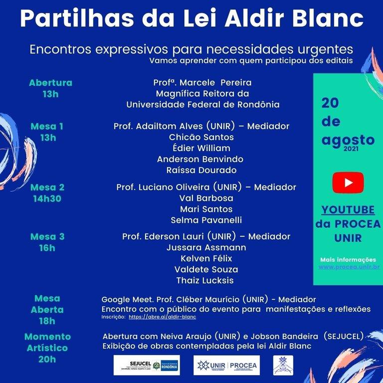 Lenha na Fogueira com a Lei do Turismo aprovada para execução e a seleção der curadores culturais em Rondônia    - Gente de Opinião