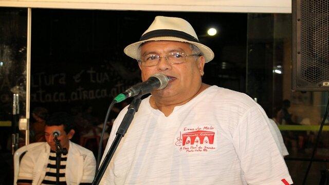 Lenha na Fogueira com o Poeta da Cidade mestre Ernesto Melo e o Sesc RO promove exposição - Gente de Opinião