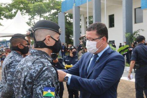 Considerada uma das melhores corporações do país, atuação da Polícia Militar de Rondônia é referência para outros estados