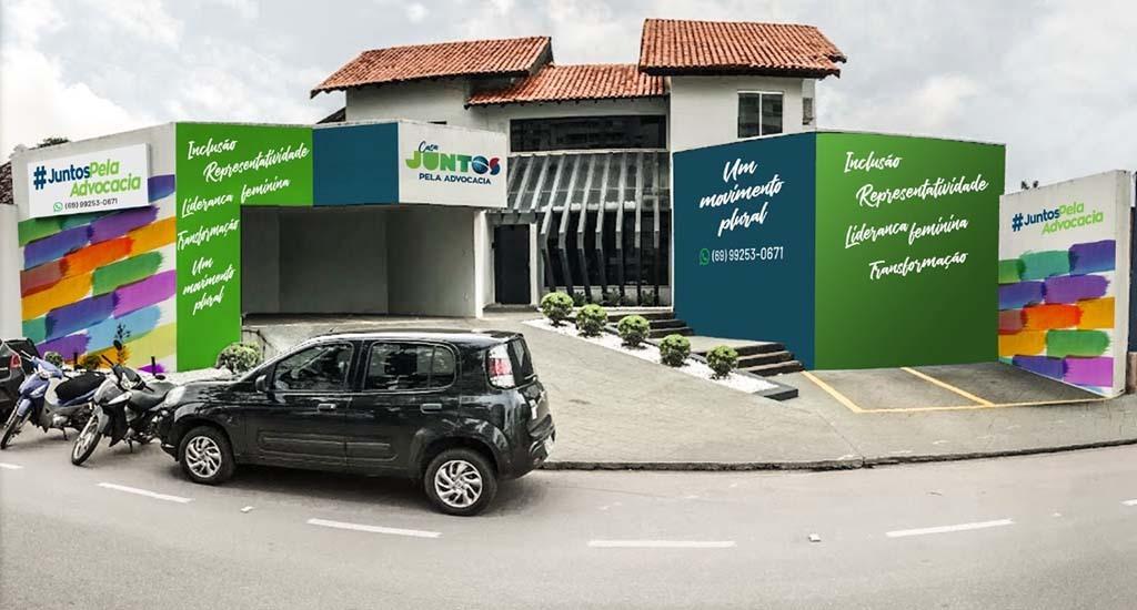 Casa Juntos Pela Advocacia, espaço de encontro para advogados e advogadas, é aberta em Porto Velho - Gente de Opinião