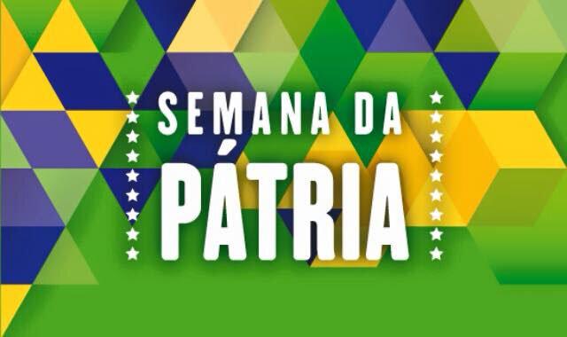 Lenha na Fogueira com o Brasil, 199 anos de independência!  - Gente de Opinião