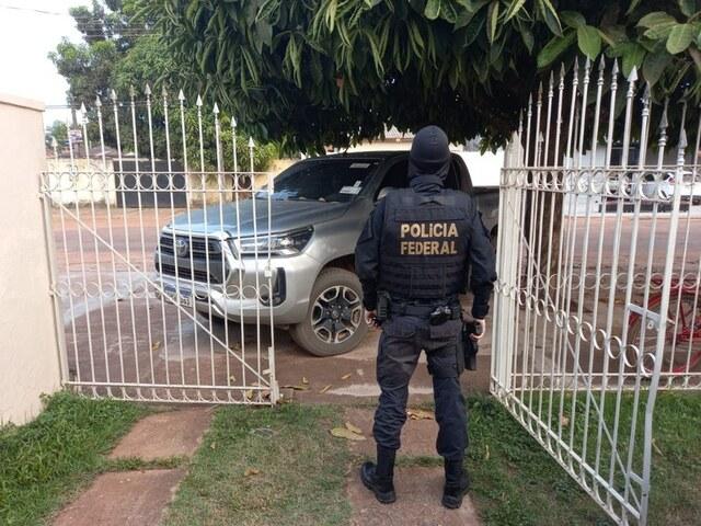 PF - Operação Alcance de combate a drogas e lavagem de dinheiro pede a prisão do assessor do senador de Rondônia - Gente de Opinião