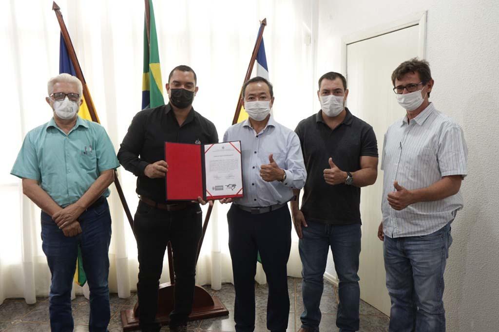 Prefeitura assina termo e Vilhena será sede dos Jogos Intermunicipais de Rondônia - Gente de Opinião