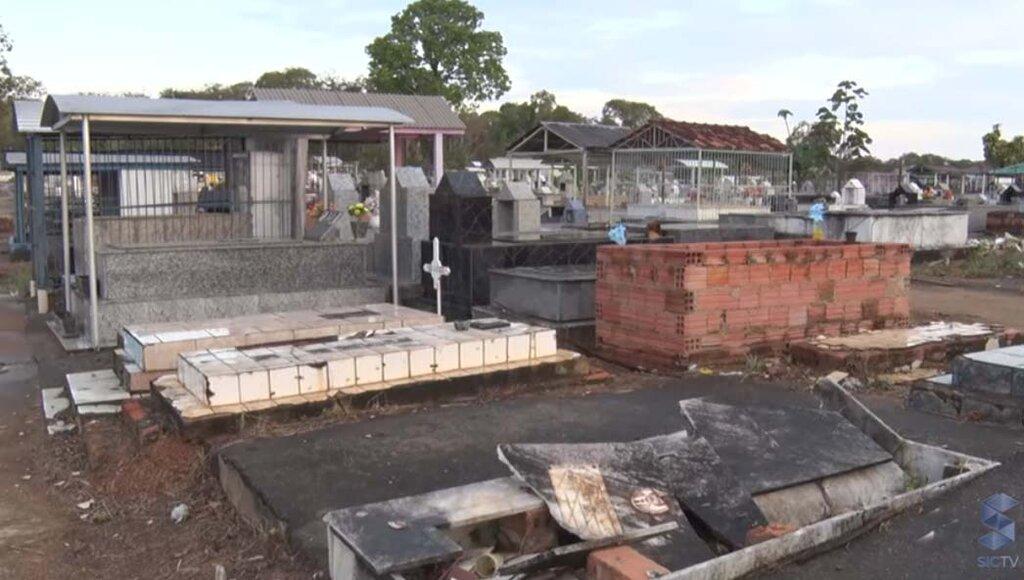 Cemitério Santo Antônio registra furtos seguidos - Gente de Opinião