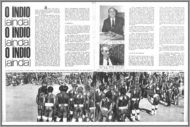 O Cruzeiro, n° 19, 11.05.1968 - Gente de Opinião