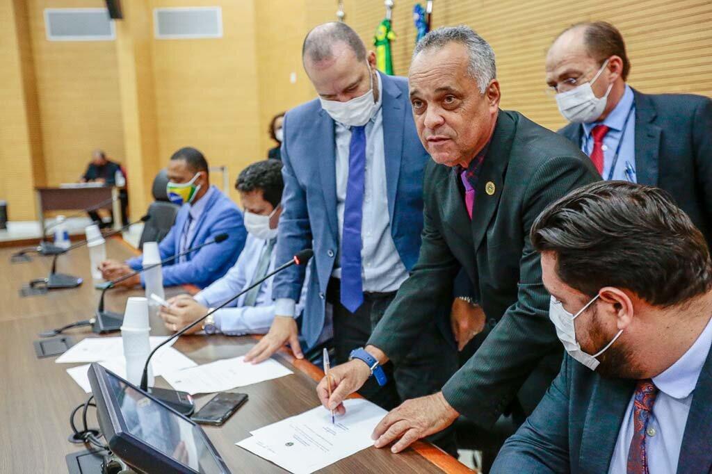 Saulo Moreira assume como deputado na Assembleia Legislativa de Rondônia  - Gente de Opinião