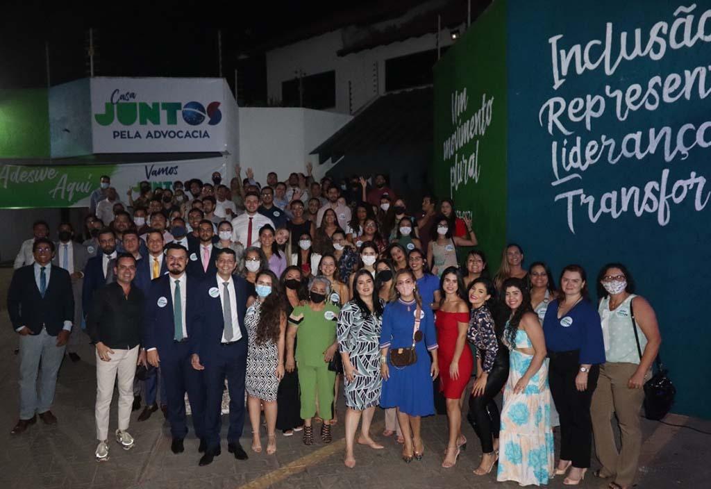 Casa Juntos Pela Advocacia promove debate sobre prerrogativas da profissão - Gente de Opinião