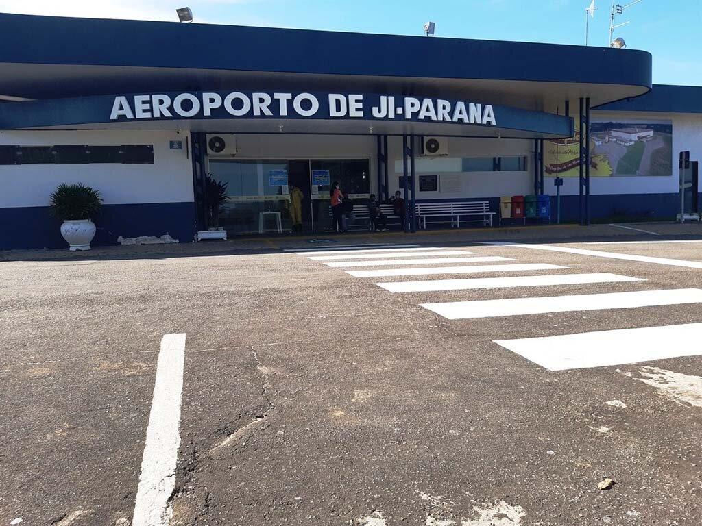 Os investimentos em infraestrutura desenvolvidos pelo Governo de Rondônia no aeroporto garantiram o alcance de mais um degrau - Gente de Opinião