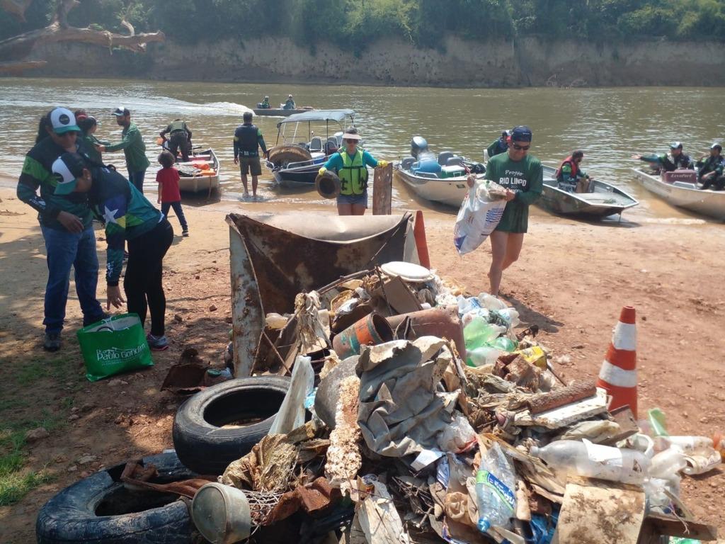 Uzzipay participa da realização da 13° edição do Projeto Rio Limpo em Candeias do Jamari - Gente de Opinião