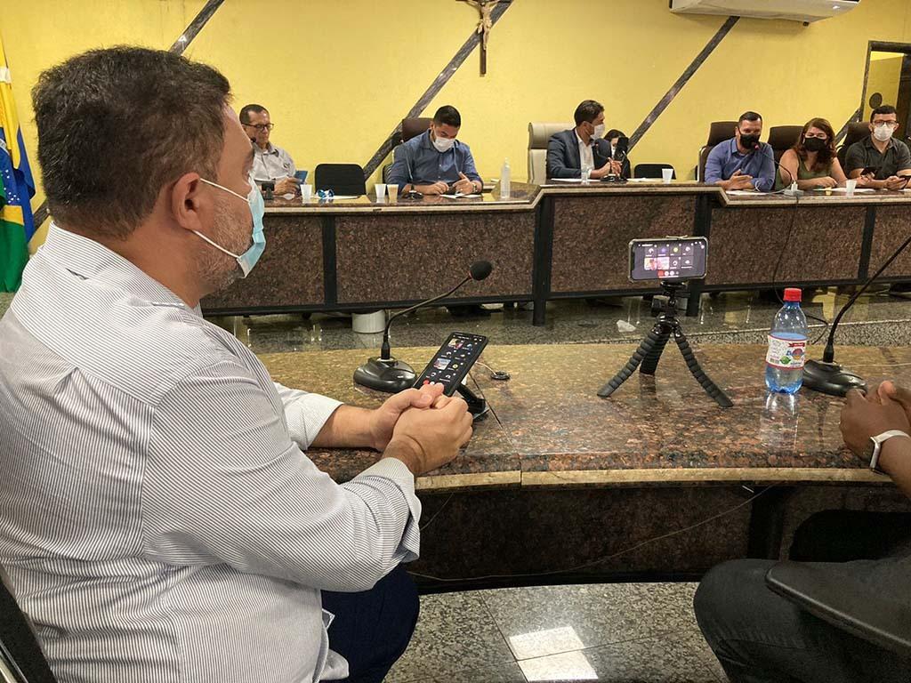 Comissão debate Política Nacional de Trânsito em Porto Velho - Gente de Opinião