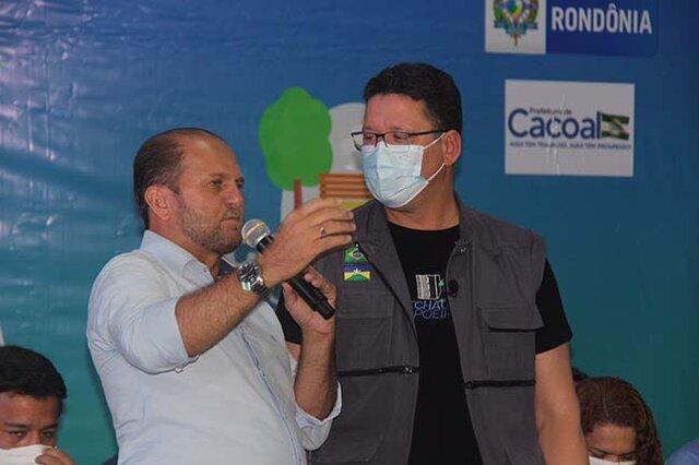 Deputado Cirone anuncia moderno Centro Alternativo de lazer e esporte para Cacoal - Gente de Opinião
