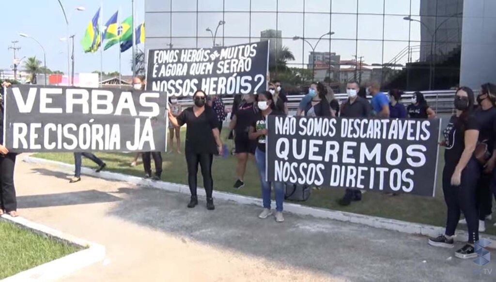 Rondônia: Sesau garante o início dos pagamentos a demitidos até o fim do mês - Gente de Opinião