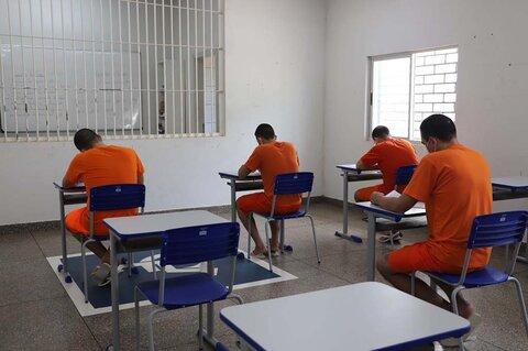 Sejus investe em Educação e trabalho para ressocialização de reeducandos do Sistema Penitenciário de Rondônia