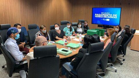 Governo prepara pagamento das verbas rescisórias a profissionais de saúde contratados temporariamente na pandemia