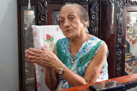 Maria Thereza de Oliveira Melo a mais antiga assinante do jornal Diário da Amazônia