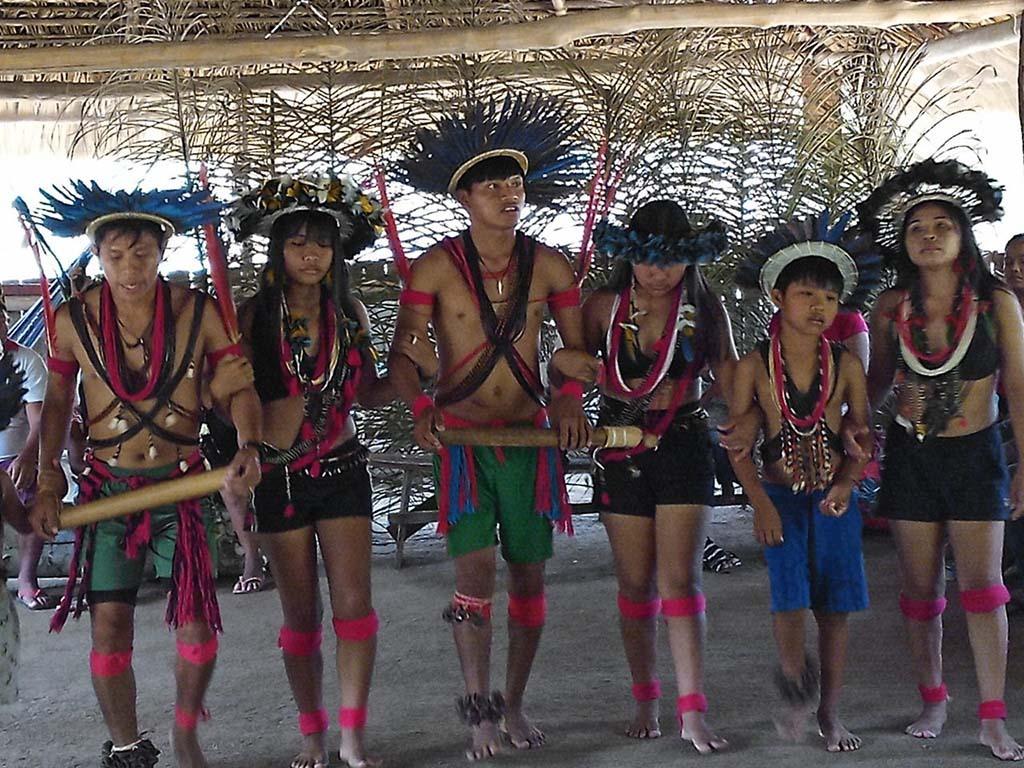 O povo Paiter Surui, com cerca de 2 mil indígenas, vive na Terra Indígena Sete de Setembro - Gente de Opinião