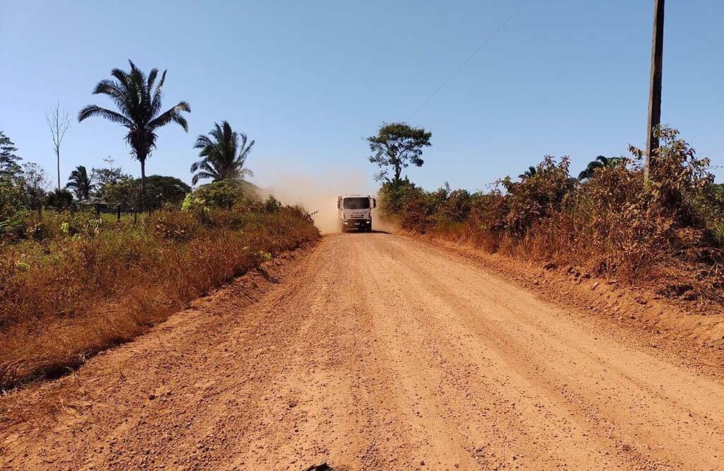 Contrato para a recuperação de 3 mil quilômetros de estradas vicinais é assinado em Porto Velho - Gente de Opinião